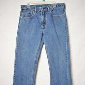 Levi's 559 Pre Washed Jeans 33 x 34